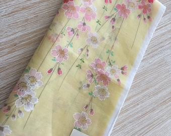 3D LACE FIGURED THIN COTTON FABRIC 2 COLOURS-SOLD BY THE METER