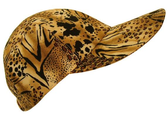 3ea929548e5 The Aristocat Ladies Womens Baseball Ball Cap Leopard Spots