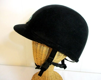 1efbc00642ff0 Vintage riding hat