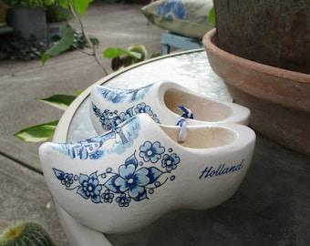 Dutch Wooden Shoes, Decorative Dutch Wooden Shoes
