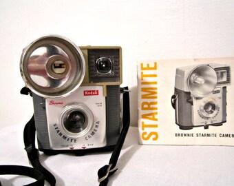 Kodak Brownie Starmite Camera Circa 1960 Retro Camera