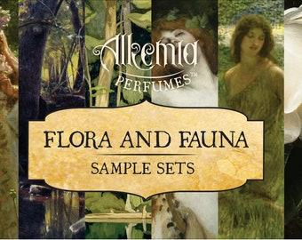 Flora and Fauna Sample Set