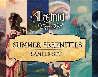 Summer Serenities 2021 Sample Set