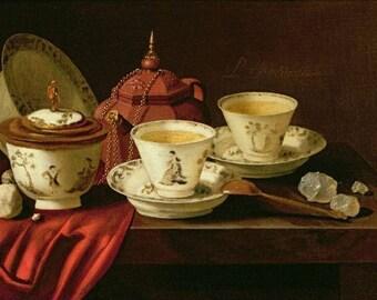 Earl Grey Tea Perfume Oil - Bergamot, Citrus, and Black Tea