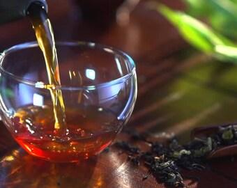 The Scented Verses: The de Ceylon (Tea) Layering Note