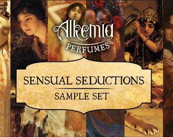 Sensual Seductions Sample Set