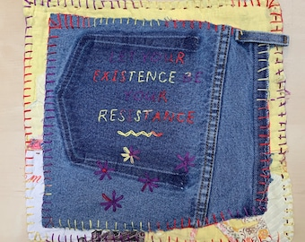 Let Your Existence Be Your Resistance
