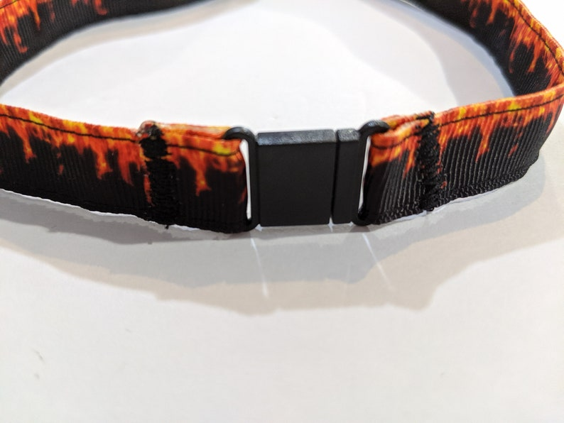 Cows with Mountains Double Sided 58 Wide Handmade ID Lanyard with a Lobster Claw Clasp or Clip