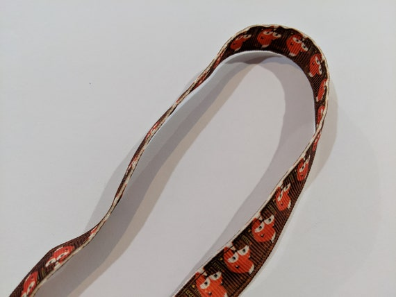 """Pretty Christmas Trees 1/"""" Wide ID Lanyard with Lobster Claw Clasp"""
