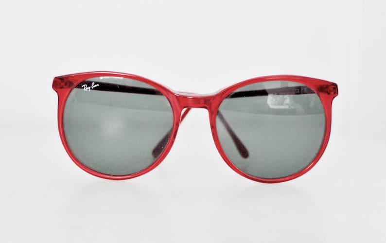 1acacd7d69e4d Ray-Ban Sunglasses with Case Red Style C Ray-Ban Sunglasses