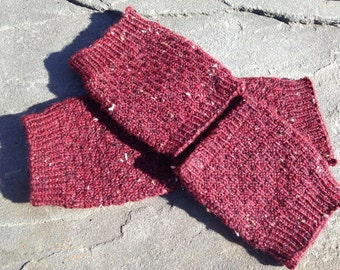 Burgundy Yoga/Dance Socks