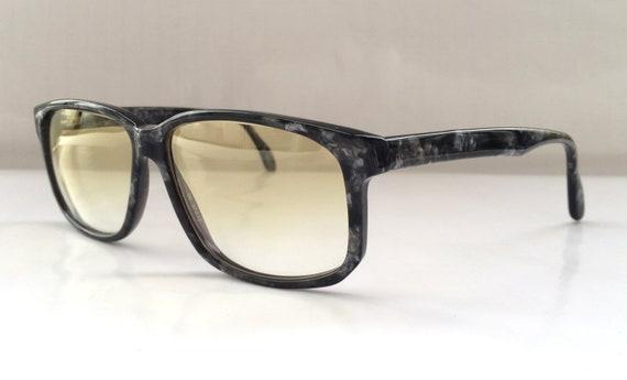 Metzler Frame German Dandy 80s Eyeglasses Pattern Wayfarer Optical Rock Sunglasses Vintage D sthxCQrd