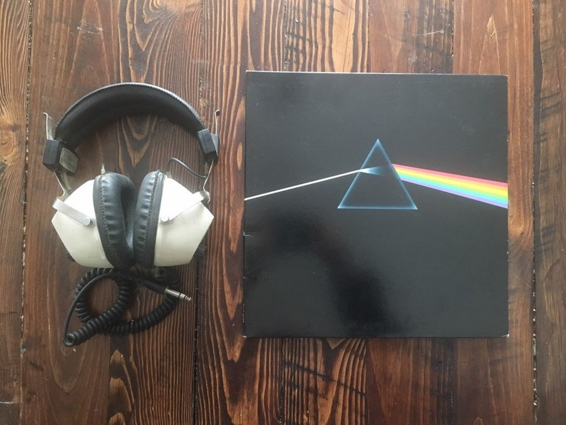 dark side of the moon first pressing us