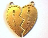 Best Friend  2 Piece Heart