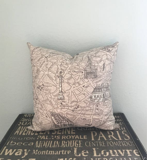 The City Sage: Global Throw Pillows