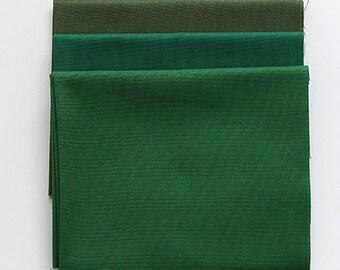 Fresh Green colors on Cotton, U315