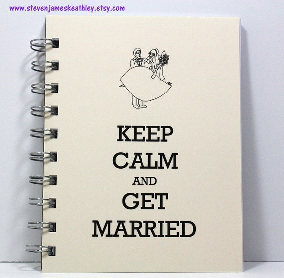 Items Similar To Wedding Planner Journal Notebook Guest