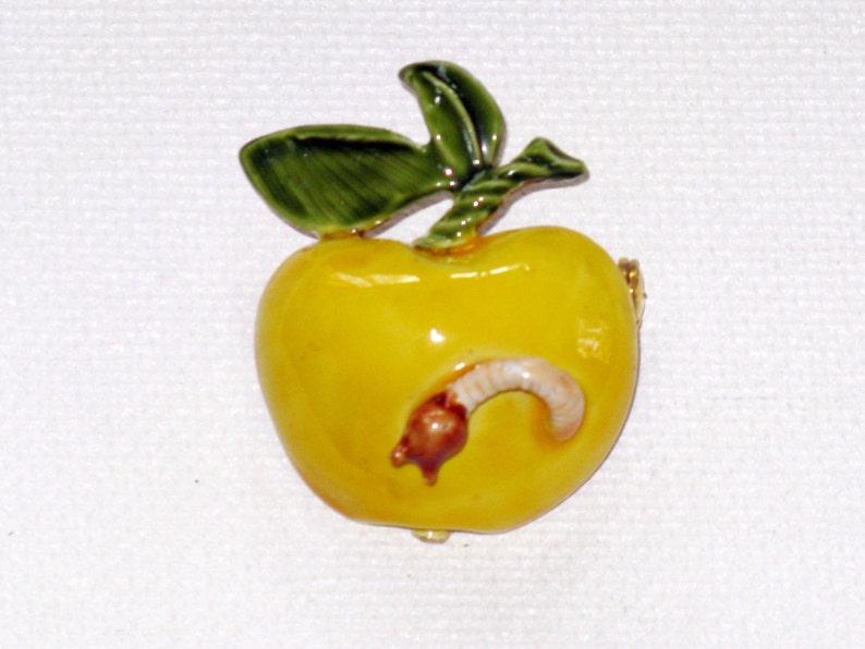 Rot Apple /Äpfel Obst Lebensmittel Pack 5/versilbert und Emaille Charm Anh/änger Perle