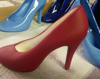 High Heel Shoe - Painted