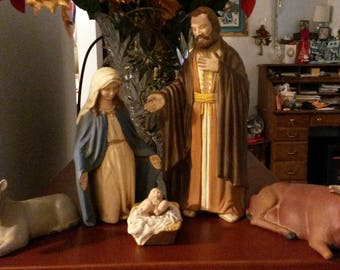 Nativity Set - 5 Piece