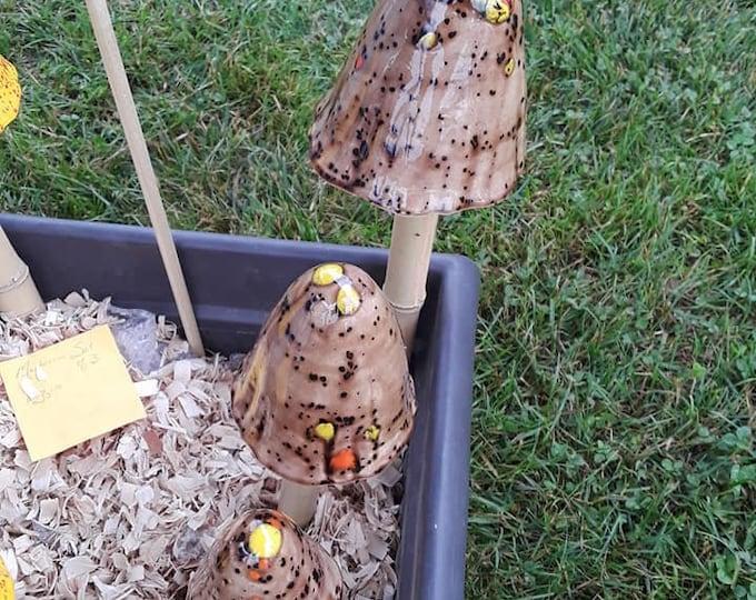 Garden Mushroom Set - Fall Harvest
