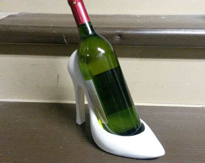 Ready to Paint Wine Holder Shoe