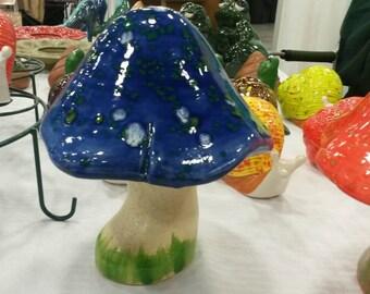 Monet's Garden Mushroom - Small