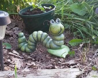 Garden Wiggle Worm