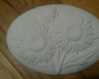 Ready to Paint Sunflower Insert