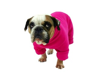Ultra Fleece Dog Pajamas, custom dog pajamas, custom dog clothes, fleece pjs for dogs, cute dog pajamas