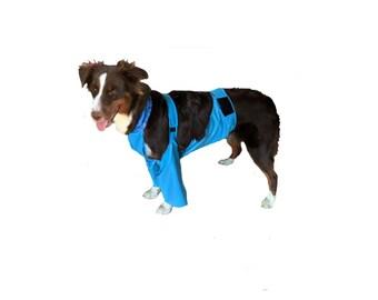 Dog leg protectors, waterproof leggings, peeproof leggings