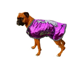 Dog Cool Coat, Mermaid Dog Cool Coat, custom dog cool coat, fancy dog cool coat, dog coat, dog cooler