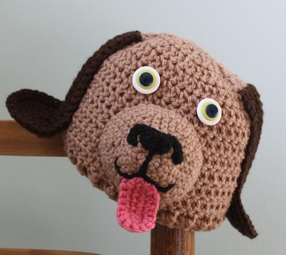 Hundeliebe Hut Hund Hut lustigen Hut gehäkelte Mütze