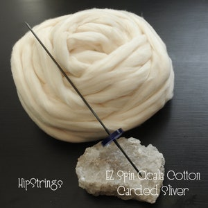 Dyeing undyed cotton fiber fibre roving Batting Product of the USA Blending Acala Combed Cotton Sliver for Spinning