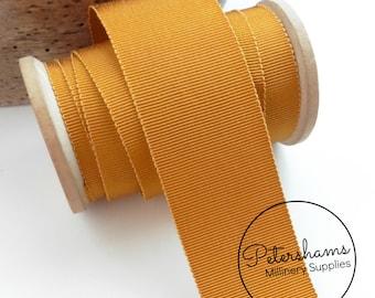 Cross Organza Ribbon 25mm wide 1m long