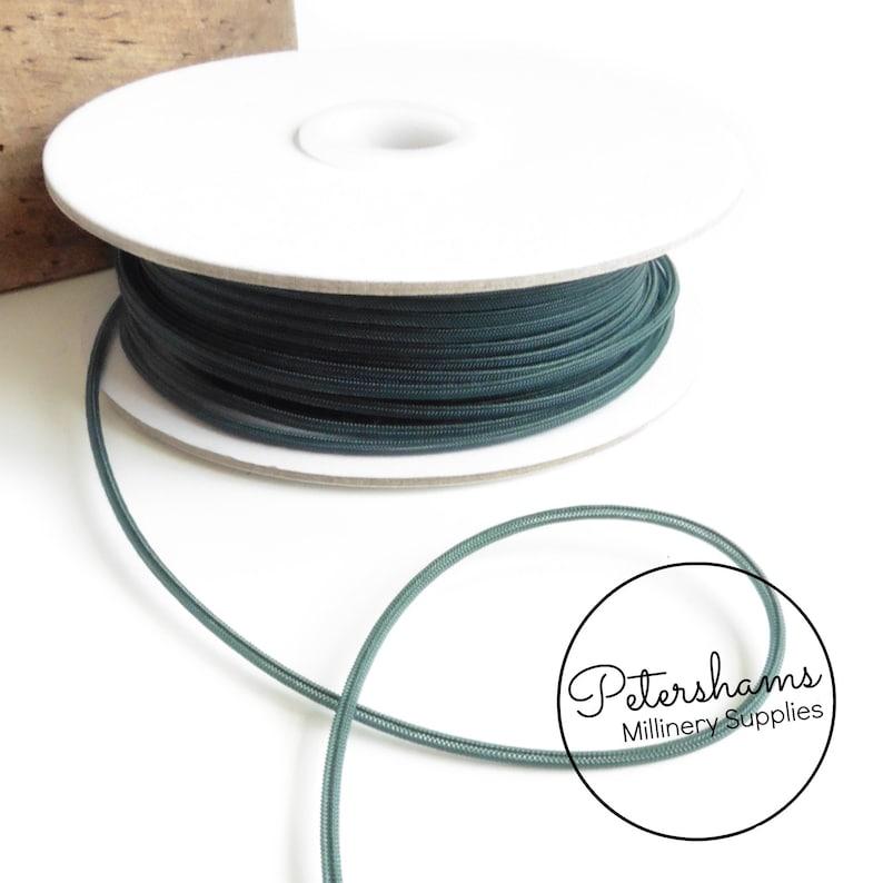 "Vanilla Horsehair Braid 10 cm 3 yards Piece  4/"" Crinoline Trim"