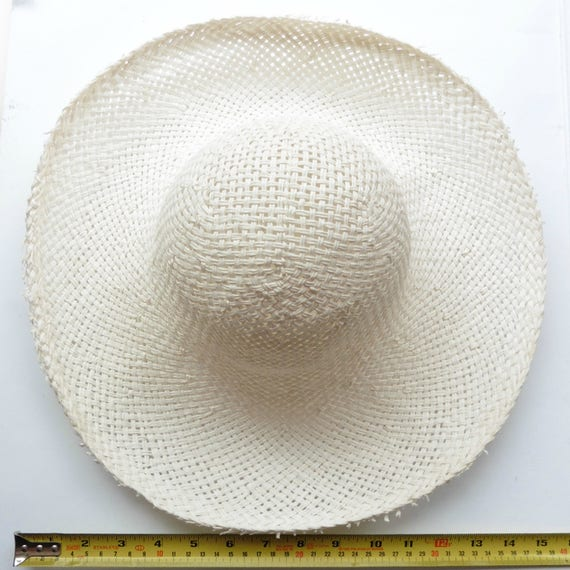 4076ad7da66 Double Twisted Paper Capeline Hat Body for Millinery   Hat