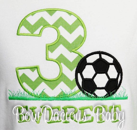 3ed2fc0e22c Boys' Soccer Birthday Shirt, Birthday Soccer Shirt, Boys or Girls, Any Age,  Custom Made To Your Specifications, 1st, 2nd, 3rd, 4th, 5th, 6th