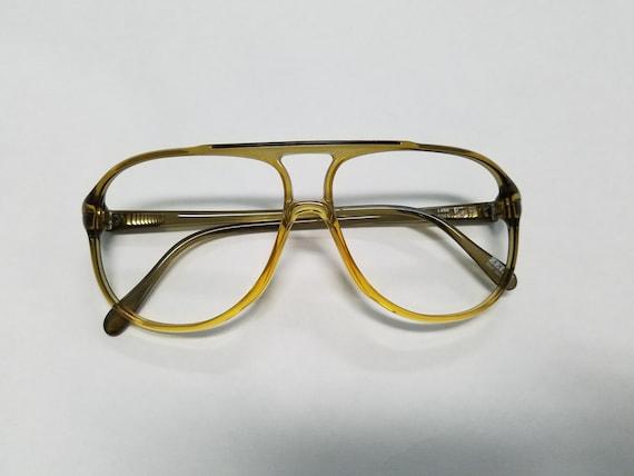34d26b43729 Vintage 1970 s Men s Zeiss Eyeglass Frames NOS Aviator