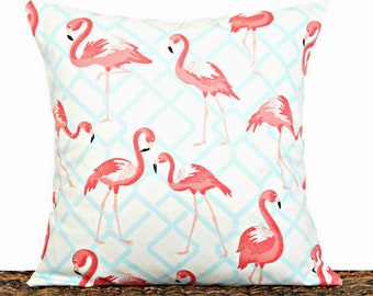 Walmart Flamingo Pillow Sham, Tropical