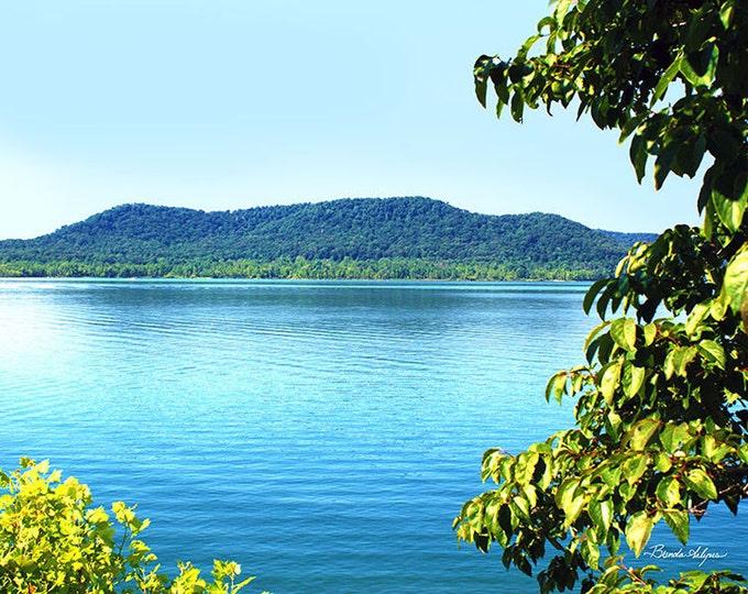 Kentucky, Cave Run Lake Summer Morehead, Fine Art Print on Paper or Canvas