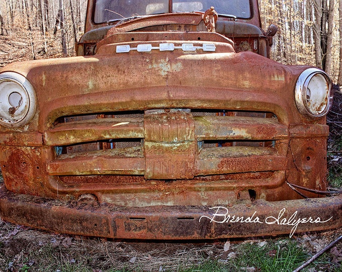 Kentucky, Farmers, Dodge Big Mouth Giclee Print on Fine Art Paper or Canvas