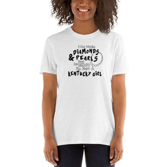 Kentucky Girl Gildan 64000 Unisex Softstyle T-Shirt with Tear Away Label