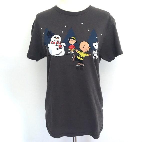 image 0 - Peanuts Christmas Shirt
