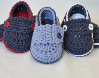 Cotton Baby Loafers, Baby Booties, Cotton Baby Shoes
