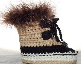 Baby Hiking Boots, Summit Boots, Baby Booties, Baby Snow boots