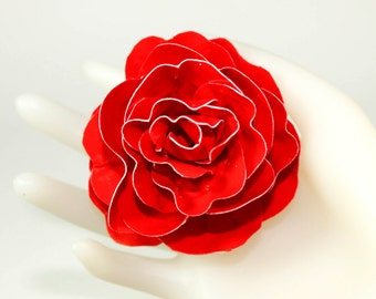 How to Make Realistic Duct Tape Roses (Simple and Complex) - PDF Tutorials