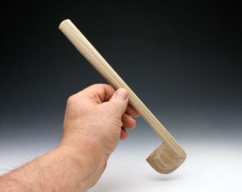 Left Facing Throwing Stick, Pottery Tool