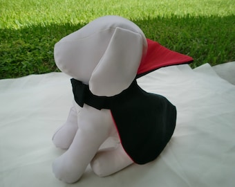VAMPIRE DRACULA CAPE Dogs, Cats, Pets