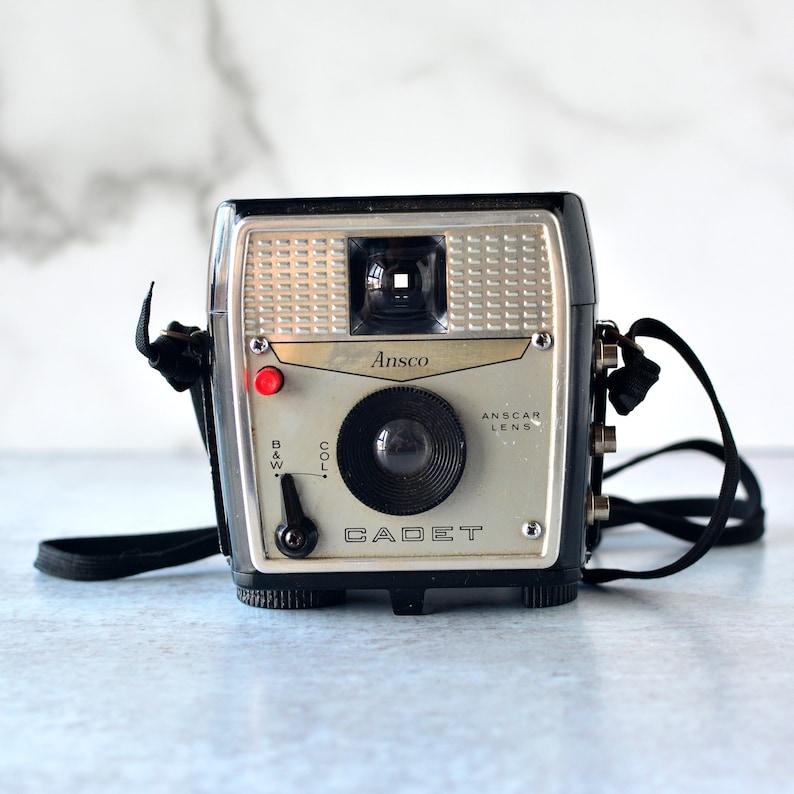 1950's Ansco Cadet Vintage Camera 127 Film Camera image 0